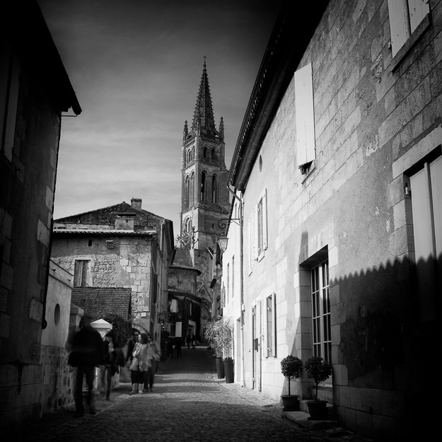 Saint-Émilion #04, Aquitaine, France 2013