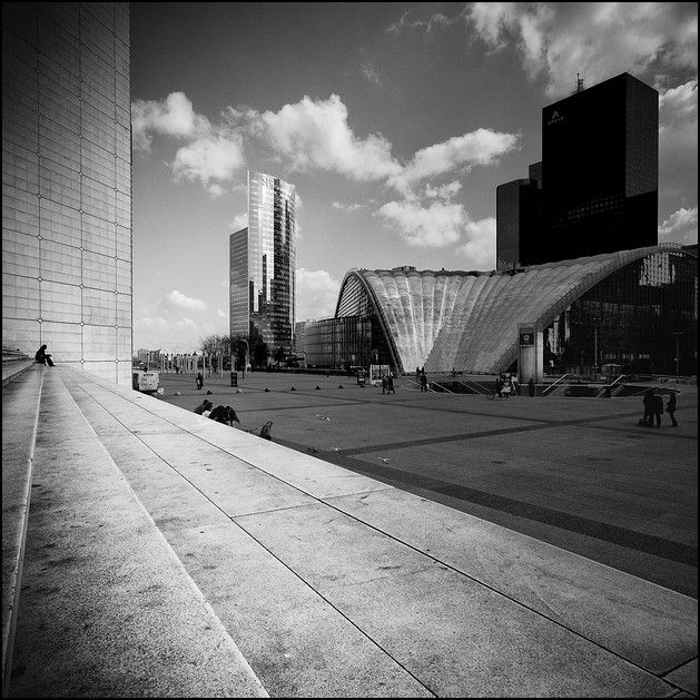 La Defense, Paris 2010