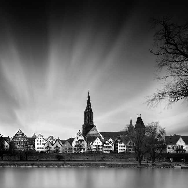 Ulm, Baden-Württemberg. Germany 2018