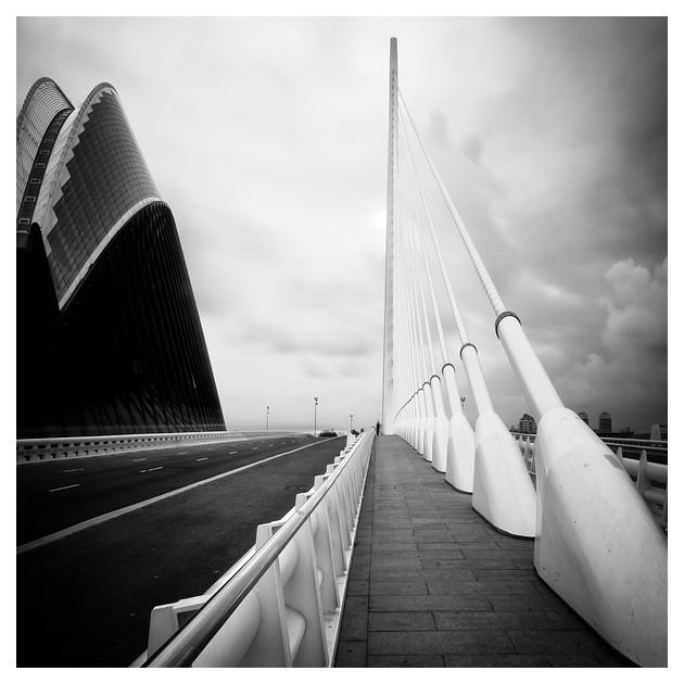 Puente del Grao #01, Valencia 2011