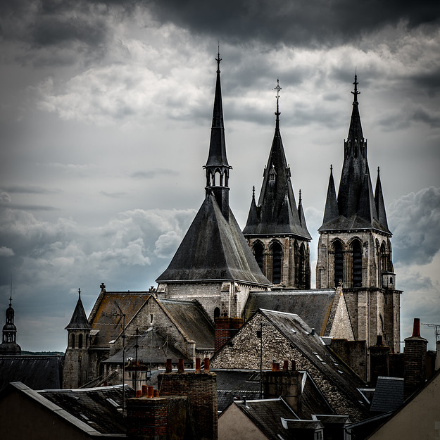Blois #02, Loir-et-Cher. France 2014