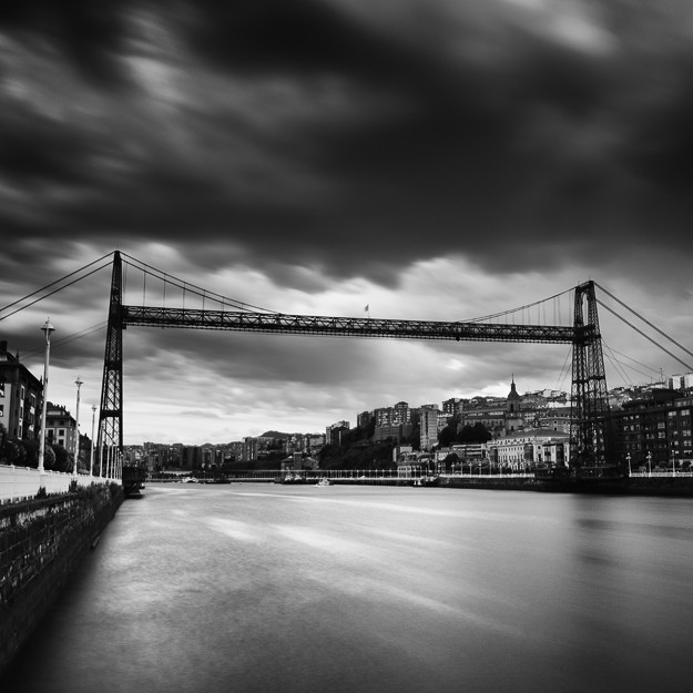 Puente de Vizcaya, Blibao. Basque Country 2013