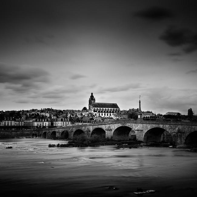 Blois, Loir-et-Cher. France 2014