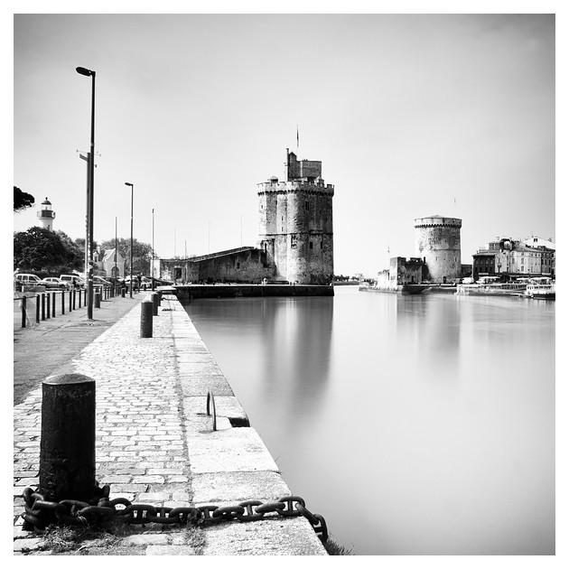 Le port de La Rochelle, 2011