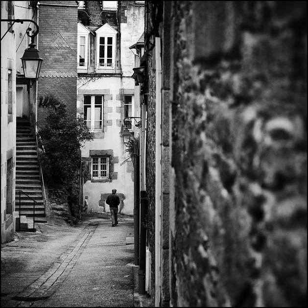 Dans les rues de Morlaix, 2010