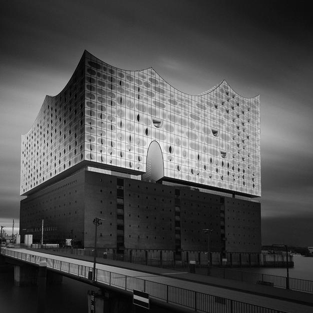 Elbphilarmonie, Hamburg. Germany 2017