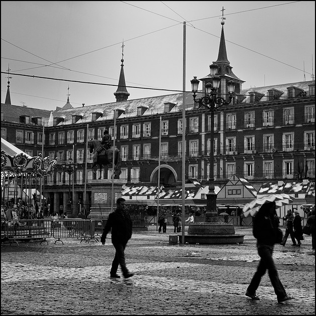 Plaza Major II, Madrid 2009