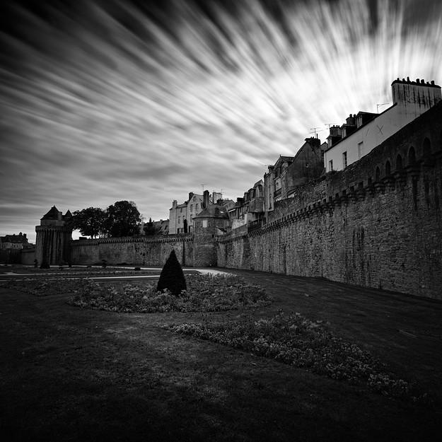 Les Remparts de Vannes. Bretagne 2014