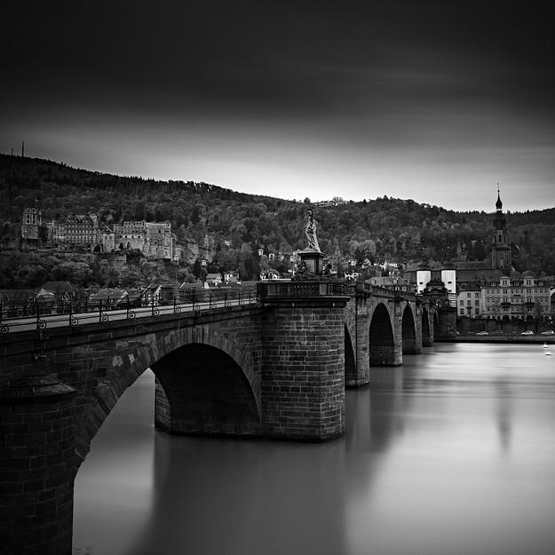 Alte Brücke, Heidelberg. Germany 2014