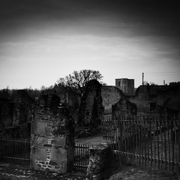 Village Martyr #12, Oradour-sur-Glane. France 2013