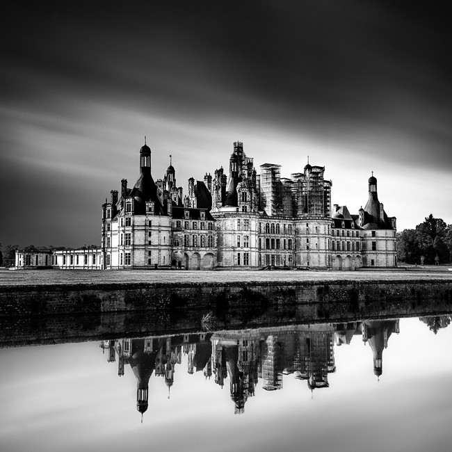 Chateau de Chambord #02, Loire. France 2014