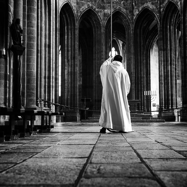 Mont Saint Michel study #03, Normandy 2013
