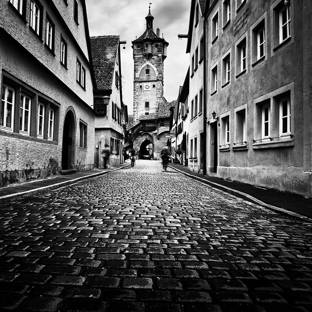 Rothenburg #04 (ob der Tauber). Germany 2014