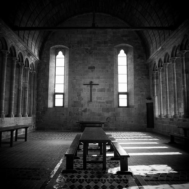 Mont Saint Michel study #08, Normandy 2013