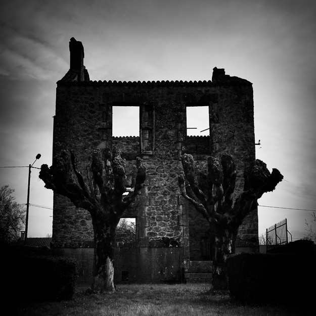 Village Martyr #03, Oradour-sur-Glane. France 2013