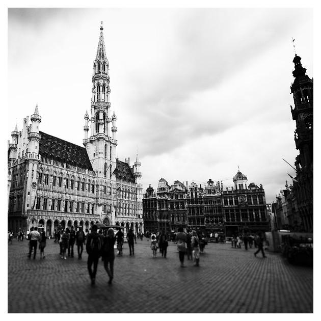 Grote Markt, Brüssel,  2011