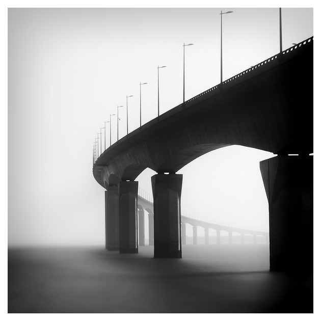 Pont de l'île de Ré # 01, Ile de Re, France 2011