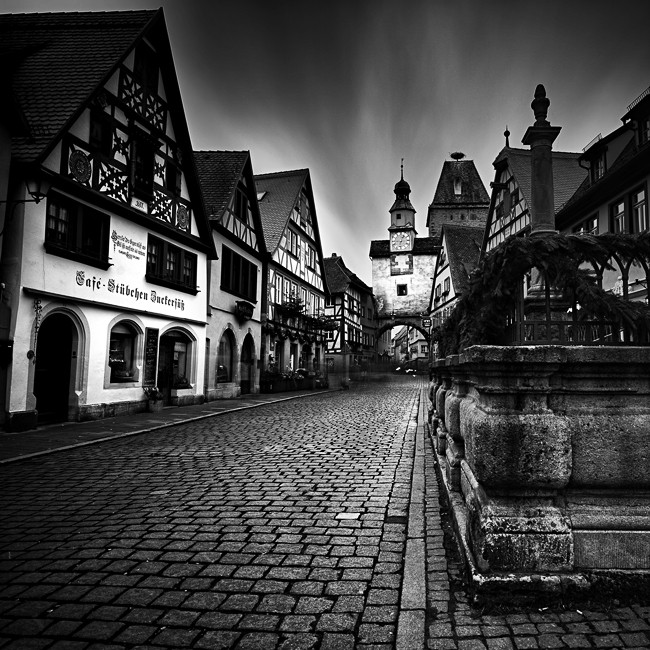 Rothenburg #03 (ob der Tauber). Germany 2014
