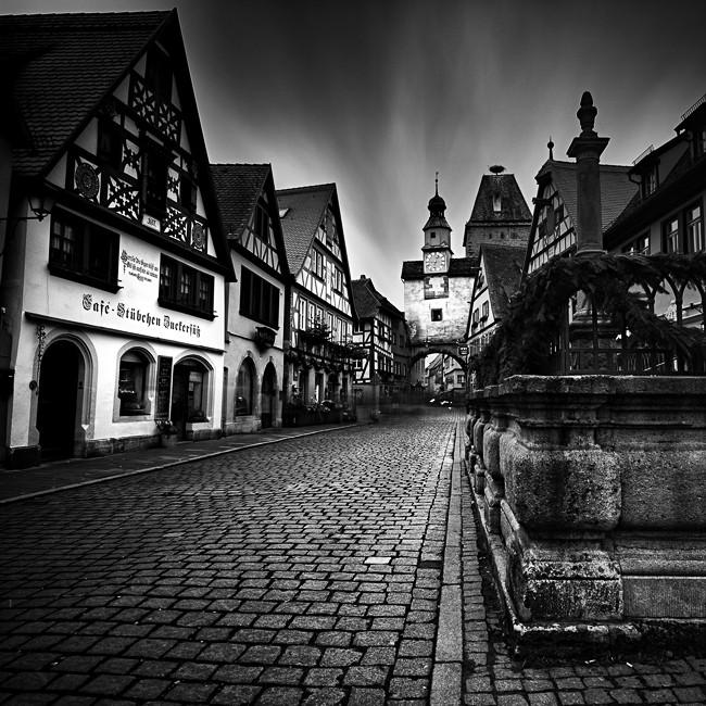 Rothenburg #03 (ob der Tauber). Germany 2014