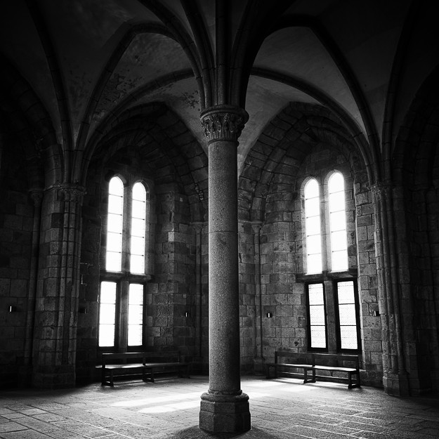 Mont Saint Michel study #07, Normandy 2013