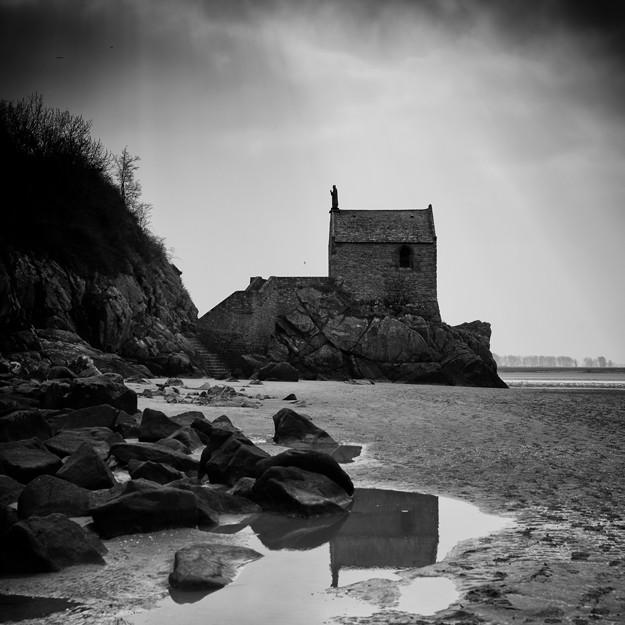 Mont Saint Michel study #02, Normandy 2013
