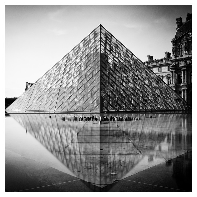 Louvre #01, Paris 2011