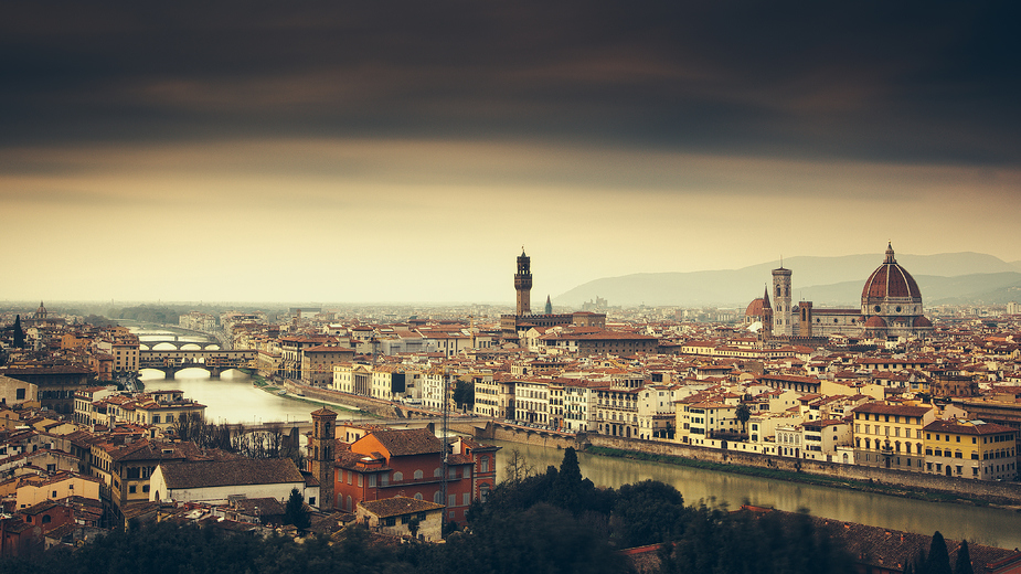 Firenze, Toscana. Italy 2016