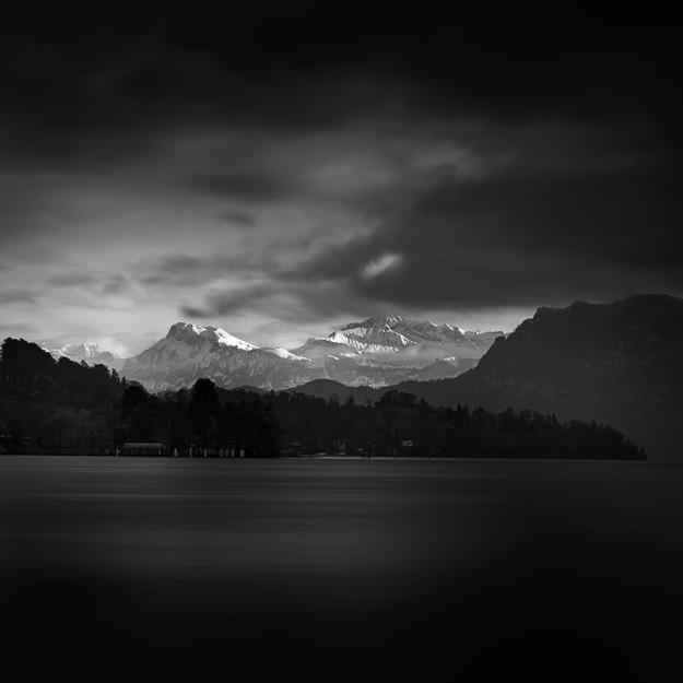 Vierwaldstättersee/Alpen, Luzern. Switzerland 2013