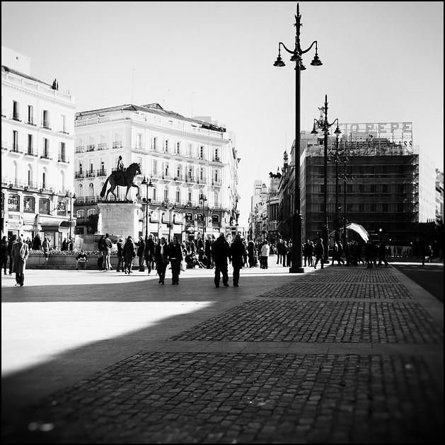 Sol, Madrid 2011