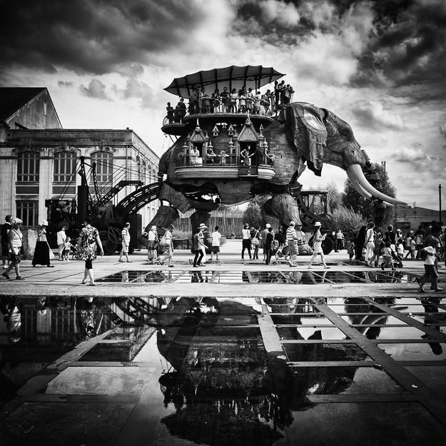 Les Machines de l'île, Nantes. France 2013