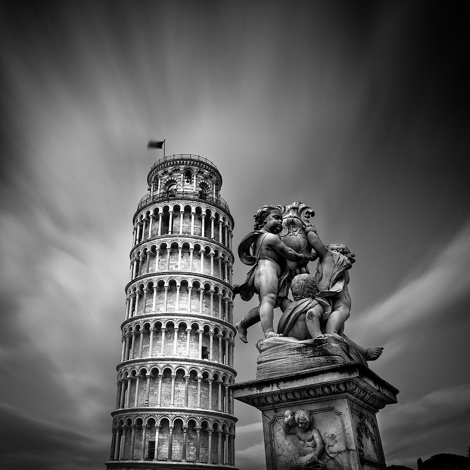 Torre pendente di Pisa,Toscana. Italy 2016