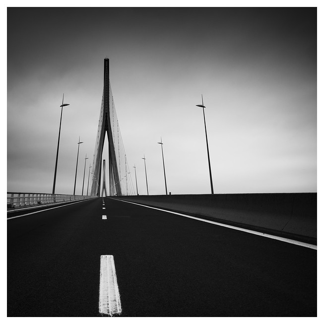 Pont de Normandie #03, Normandy. France 2012