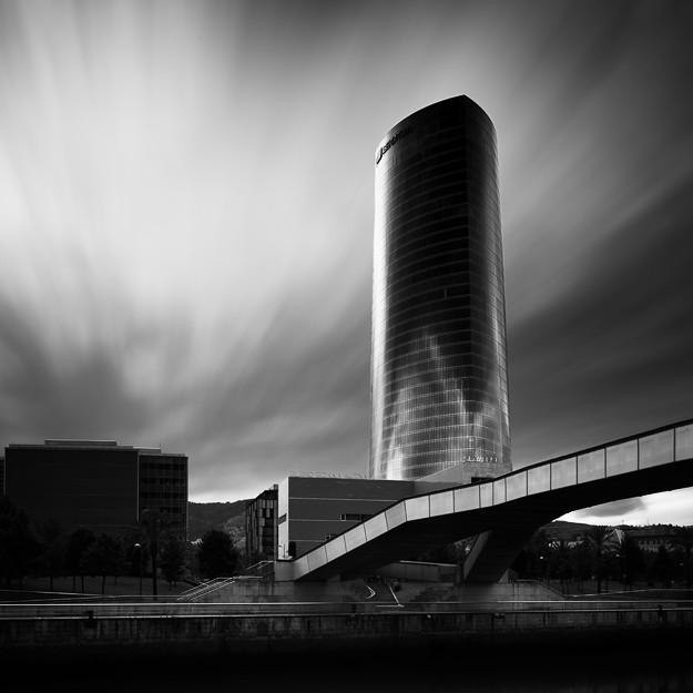 Torre Iberdrola, Bilbao. Basque Country 2013
