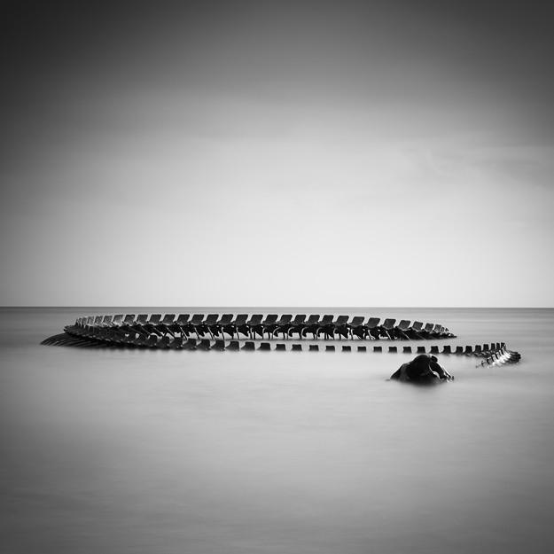 Serpent d'Océan, Saint-Brévin-Les Pins, Loire-Atlantique. France 2013