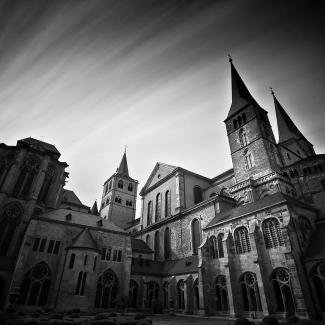 Trier Dom, Rheinland Pfalz. Germany 2015