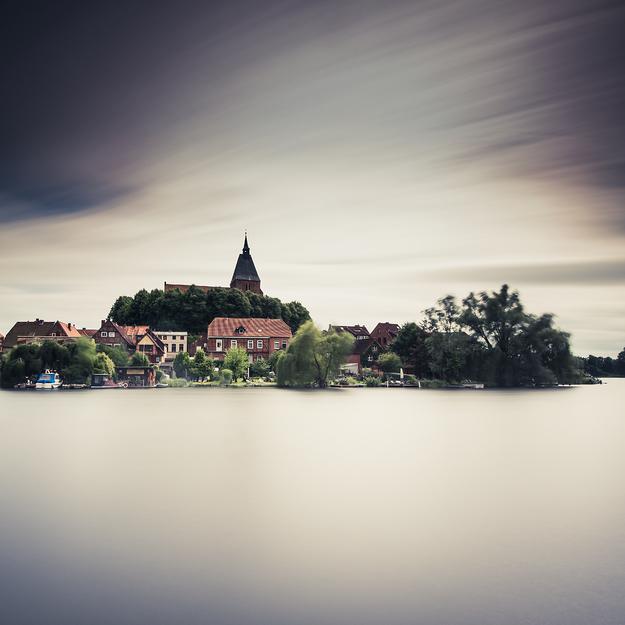Mölln, Schleswig-Holstein, Germany 2017