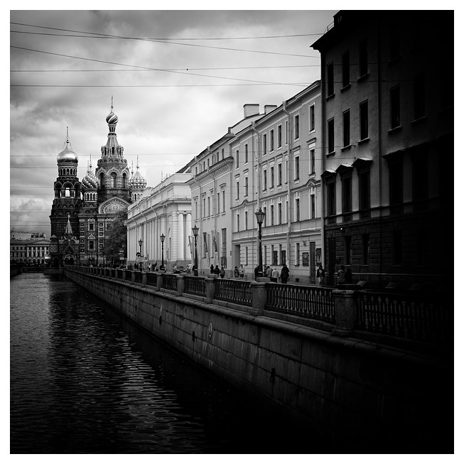 The Church of the Savior on Blood, Sankt Petersburg 2012
