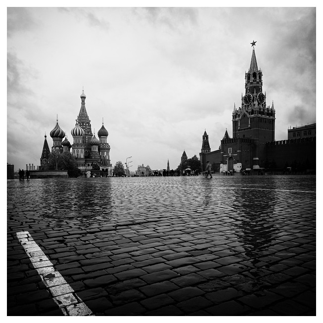Roter Platz, Moskau 2012