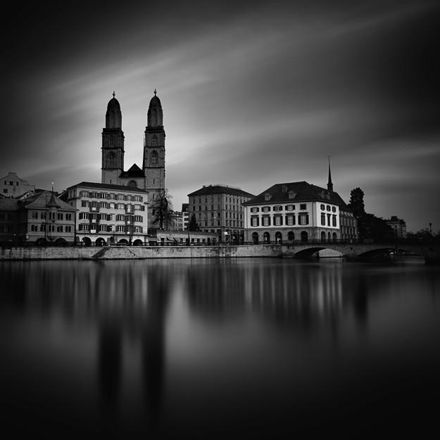 Zürich, Großmünster. Switzerland 2013