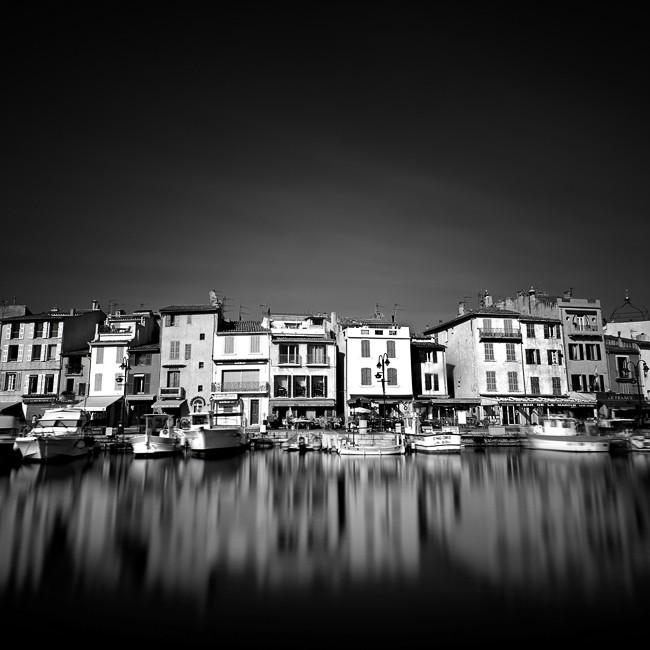 Port Cassis, Provence-Alpes-Côte d'Azur. France 2015