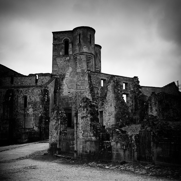 Village Martyr #09, Oradour-sur-Glane. France 2013