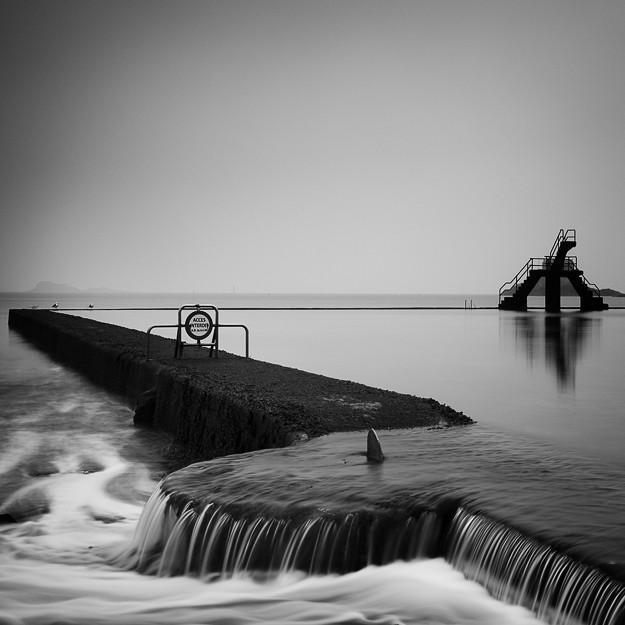 Piscine, Saint-Malo. France 2013