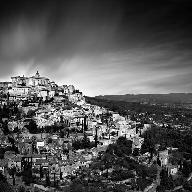 Gordes, Provence-Alpes-Côte d'Azur. France 2015