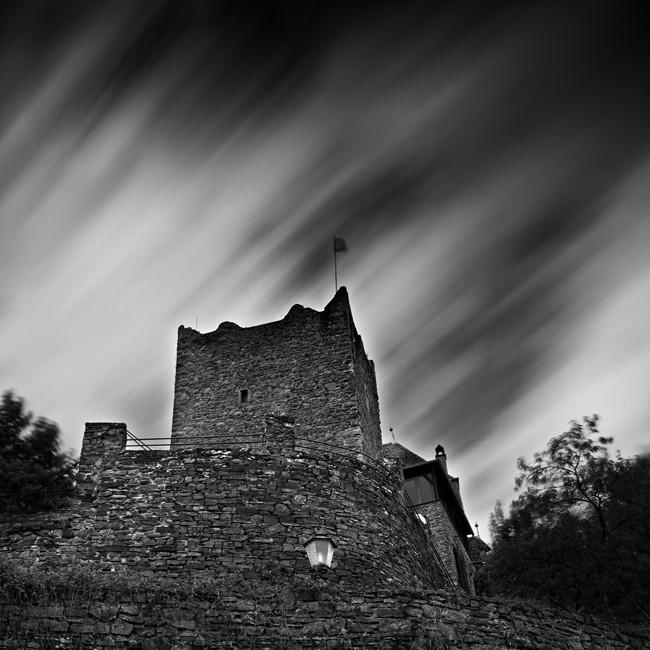Burg Aras, Rheinland Pfalz. Germany 2015