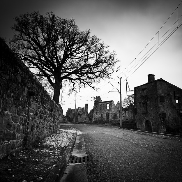Village Martyr #04, Oradour-sur-Glane. France 2013