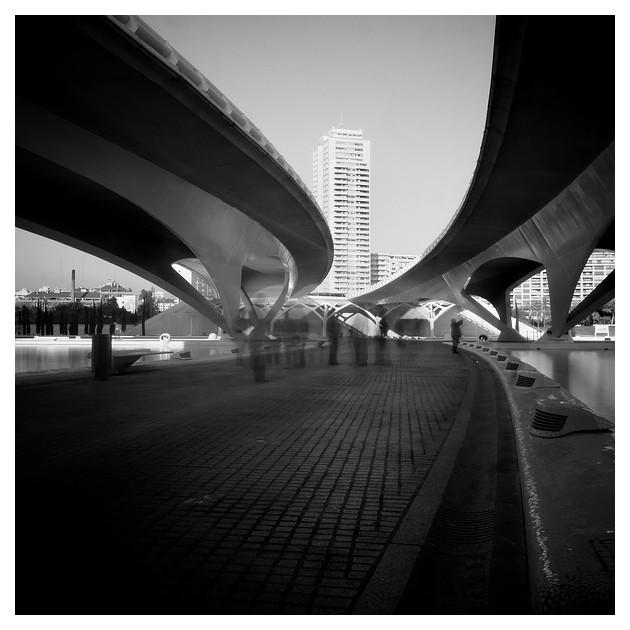 Puente de Monteolivete, Valencia 2012