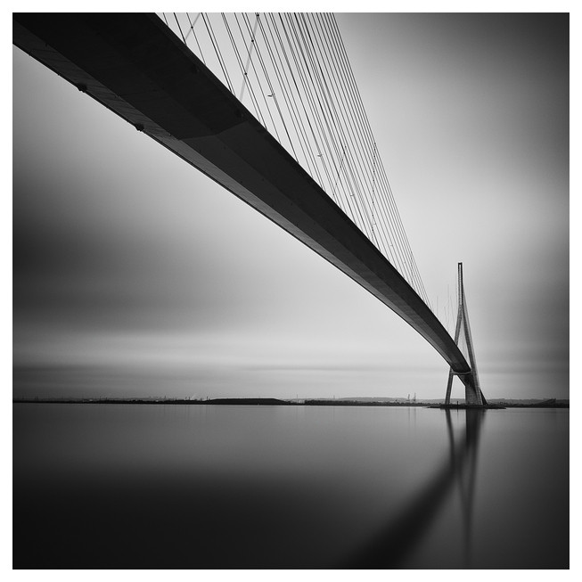 Pont de Normandie #01, Normandy. France 2012