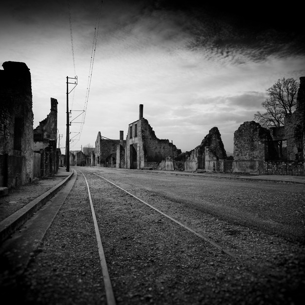 Village Martyr #06, Oradour-sur-Glane. France 2013