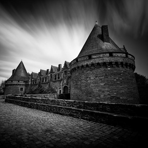 Château de Pontivy, Bretagne. France 2014