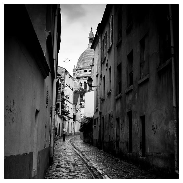 Montmartre, Paris 2010